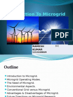 Presentation on MICROGRID