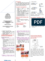 Leaflet Pencegahan Dan Perawatan
