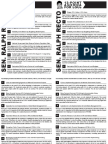 Senator Ralph Recto's 12 Point Agenda for LGU's