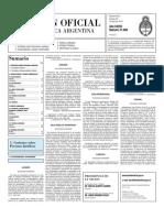 Boletin Oficial 30-04-10 - Segunda Seccion