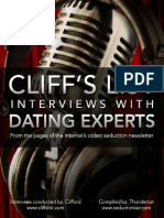 Cliff'SList Interviews