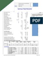 Crane Girder Design Sheet - ASD 2005