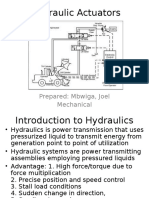 Hydraulic actuator.ppt