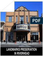 Downtown Riverhead Historic District presentation