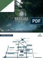 Essence Darmawangsa - Product Knowledge