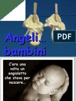 Angeli bambini