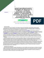 Manualul Operational.ucvap_contracte de Achizitii Publice