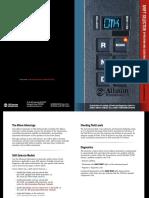 SA336  codigos de falla  cajas  ALLISON