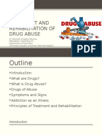 Treatment and Rehabilitation of Drug Abuse NOWA