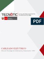 CABLEADO ELÉCTRICO