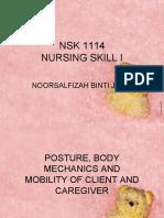 Body Posture & Lifting-8
