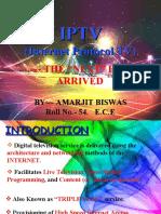 IPTV PPT