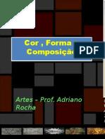Composição, Forma e Cor