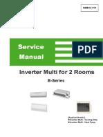 Manual Service Daitsu