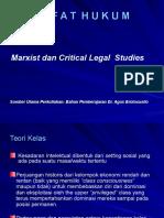 Marxism Dan Cls