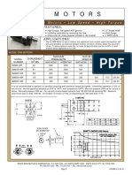 Prince Hydraulics Wolverine Standard Gerotor Motors Offered by PRC Industrial Supply