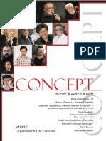 MIRCEA ALBULESCU şi arta dăruirii totale - Revista Concept