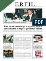 Diario Perfil - 9 mayo 1998 - Número 1