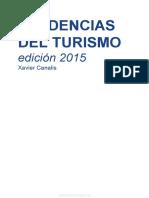 Tendencias de Turismo 2015