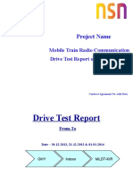 2 Railway_Drive Test Report