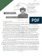 Pickett Judith 1979 Rhodesia