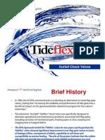 MeasurIT Tideflex Outfall Check Valves 1001