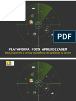 PDF da apresentação sobre a Plataforma Foco Aprendizagem