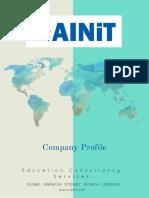 AINiT - Company Profile