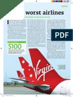 Consumer Report Airlines