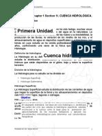 UNIDAD I, CUENCA HIDROLOGICA.docx