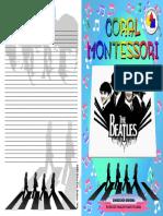 Cuadernillo Coral Montessori-TheBeatles