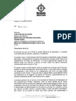 Procurador pide acciones contundentes contra el ELN en Norte de Santander