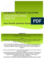 Diapositivas de Diabetes