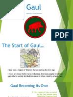 gaul powerpoint