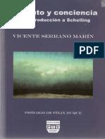 Serrano Marín, Vicente - Absoluto y Conciencia. Una Introducción a Schelling