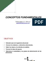 Conceptos Fundamentales 1