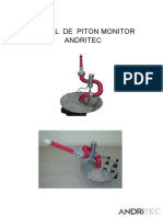 Manual Uso de Piton Monitor Andritec
