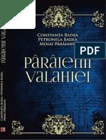Constanta Badea Paraienii Valahiei TIPAR Plus Tabel Redus