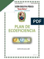 Plan de Ecoeficiencia 2015