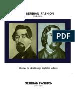 Vladimir Anđelković SERBIAN FASHION