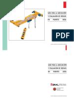 Guía Para La Adecuación y Evaluación de Riesgos en Puentes Grúa