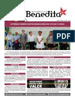 Informativo Benedita - Abril