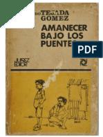 08-Amanecer bajo Los Puentes - Armando Tejada Gómez