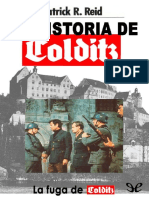 La Historia de Colditz - Patrick R. Reid