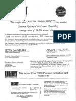 certificaciones 2
