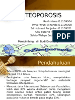 Referat Osteoporosis