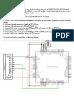 Lectura Del MC68HC08AZ32 de 100 Pines Con Xprog