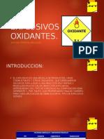 EXPLOSIVOS OXIDANTES