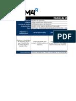 Matriz de Stakeholders Proyecto