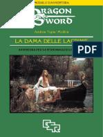 Dragon Sword - DS1 - La Dama Delle Lacrime